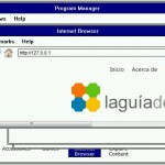 Emulador de Windows 3.1