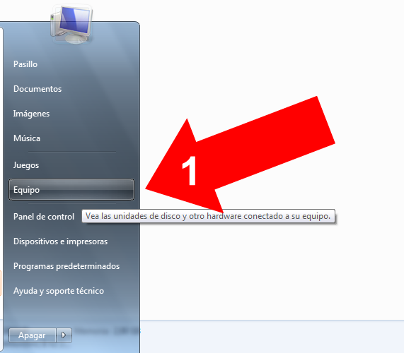 Comprimir un HD en Windows 7 (1)