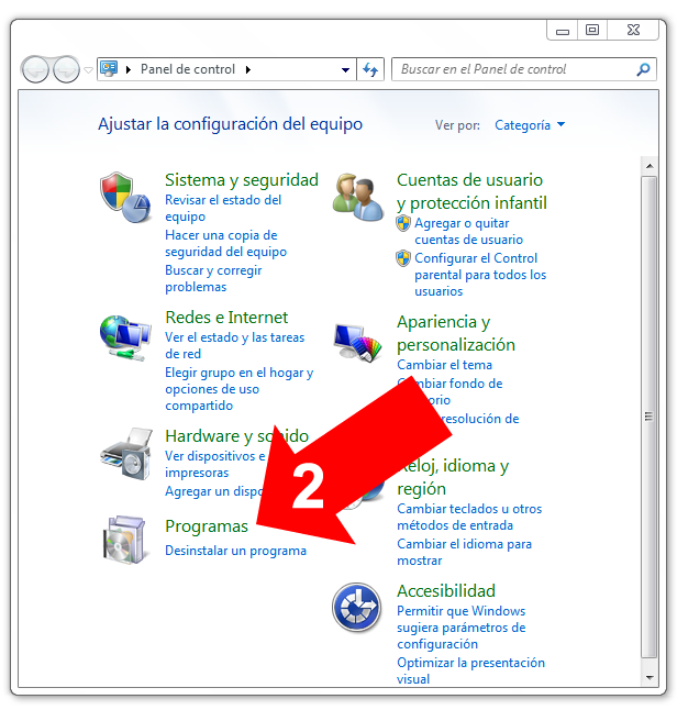 Activar juegos en Windows 7